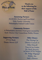 Northeast Philly Hall of Fame 2014