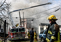 Darby PA Fire, April 2013