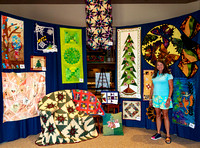 Bucks County Quilt Show July 28, 2018