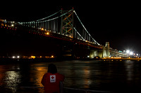 March is Red Cross Month: Ben Franklin Bridge
