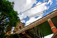 Brooklyn Bridge Underside