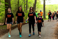 National Multiple Sclerosis Society Walk Run - April 2017