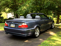 BMW 2003 330CI Convertible